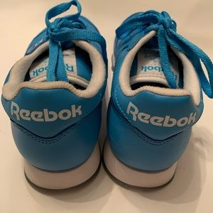 Reebok Classic Sample Shoes Blue  Size 6
